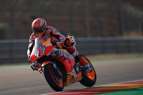 Marc Márquez está ante la última pantalla para desbloquear su octavo título de MotoGP