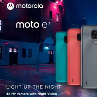 Motorola Moto E7: el más barato de Motorola llega con doble cámara trasera y Android 10 sin retoques