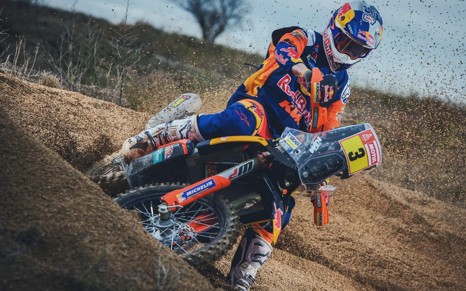 Foto de KTM 450 Rally Dakar 2019 (33/116)