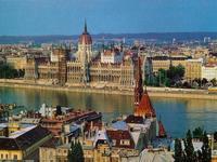 Llegada a... Budapest