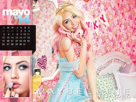 mayo maybelline 2014