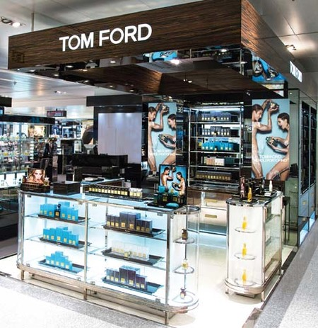 Tom Ford Beauty llega a Madrid