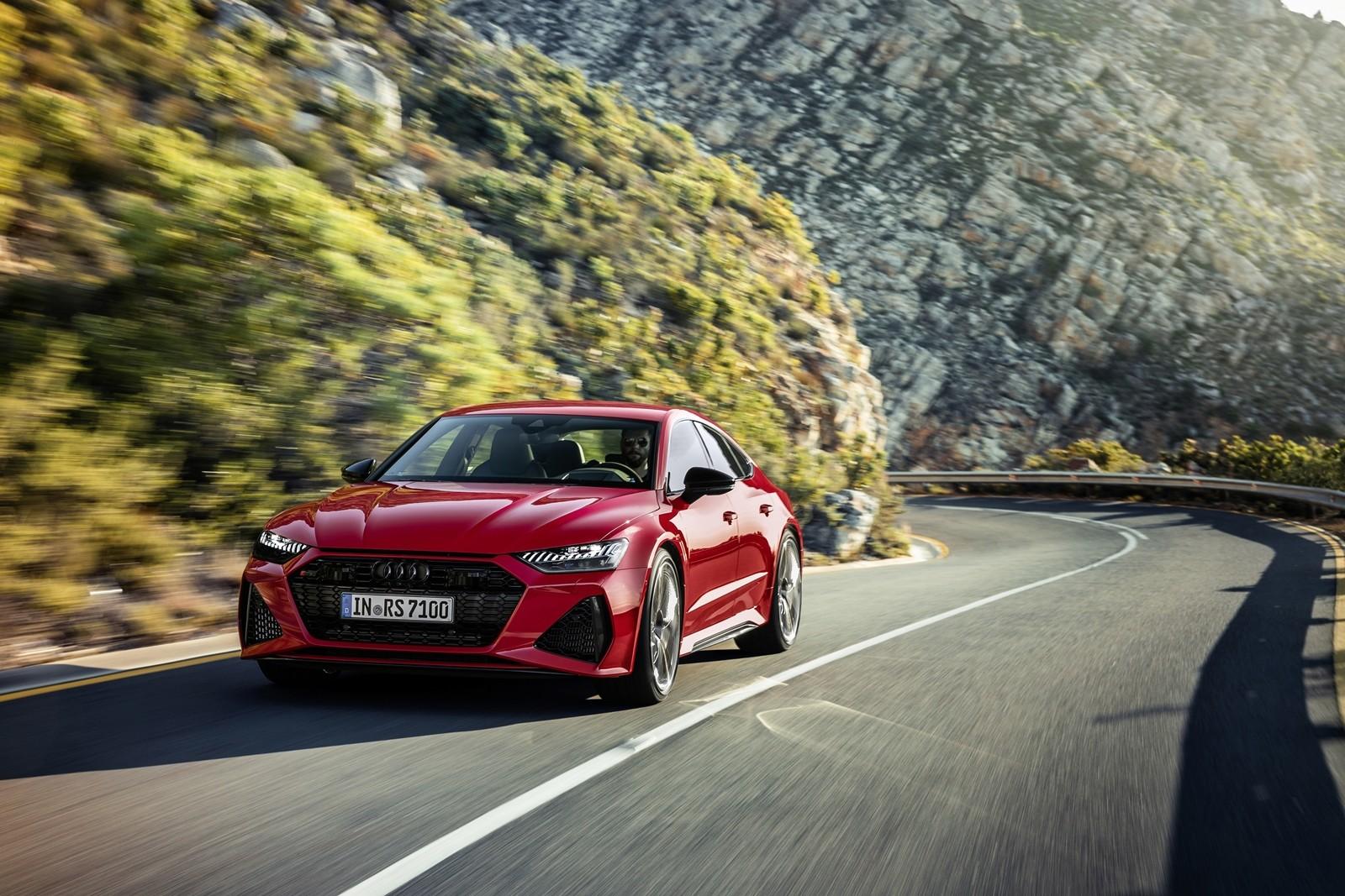 Foto de Audi RS 7 Sportback 2020 (4/44)