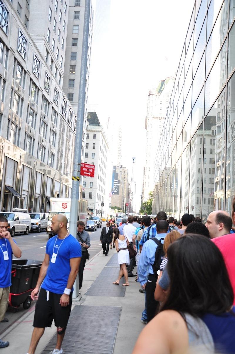 Foto de Lanzamiento iPhone 4 en Nueva York (13/45)