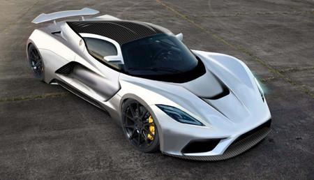 Hennessey Venom F5, a por los 467 km/h