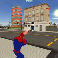 'Araña cuerda héroe hombre: Miami tornillo pueblo': odisea en Google Play en busca de los juegos más extraños