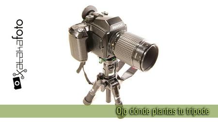 Ojo dónde plantas tu trípode: Todo lo que necesitas saber para que no te multen al fotografiar por la calle
