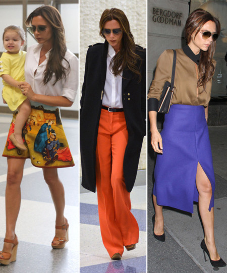 Victoria Beckham color