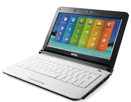 BenQ Joybook U101, más ultraportátiles