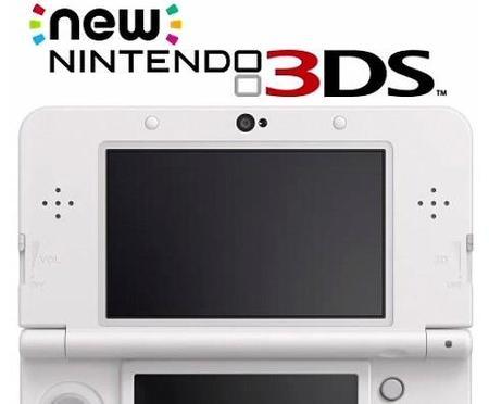 La New Nintendo 3DS ya está entre nosotros