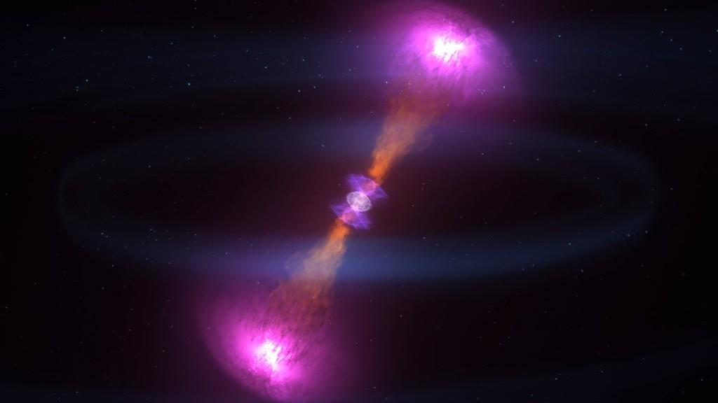 Se acaba de registrar algo sin precedentes: la mayor explosión del universo jamás observada a partir de ráfagas de rayos gamma