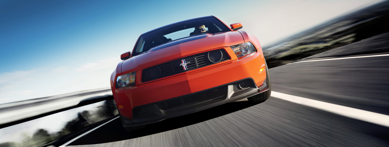 Foto de 2012 Ford Mustang Boss 302 (6/38)