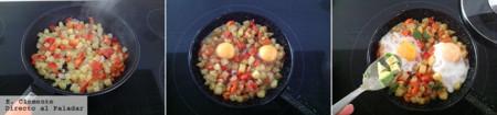 Sarten Huevos Coll