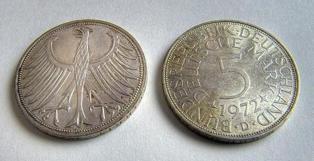Alemania saldría del euro y retornaría... ¿al Deutsche Mark?
