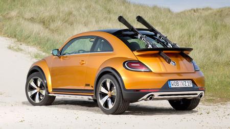volkswagen beetle dune concept casi listo  produccion