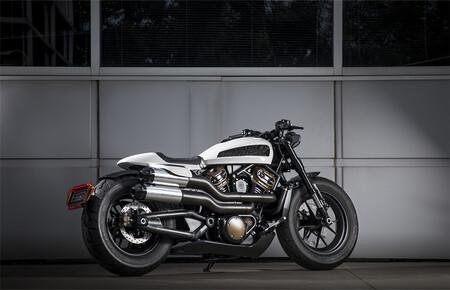 Harley Davidson Custom 1250 Altas Prestaciones 2021