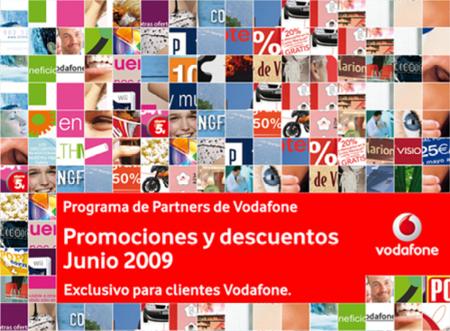 Programa Partners Vodafone: descuentos en restauración, alojamiento, ocio y viajes