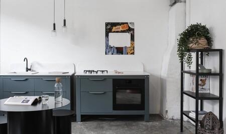 Flexibilidad, color y diseño 100% italiano en un nuevo concepto de cocina modular