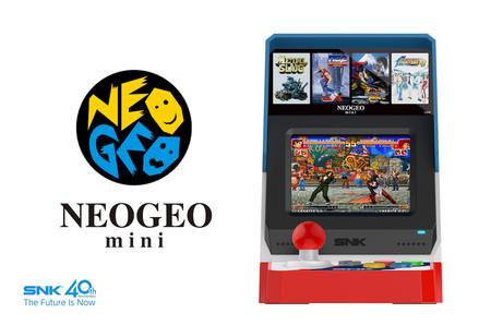 Neo Geo Mini Japan Edition 2