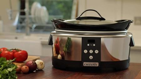 Oferta de Amazon en la olla de cocción lenta Crock-Pot SCCPBPP605 de 5,7 litros: ahora cuesta sólo 49,99 euros