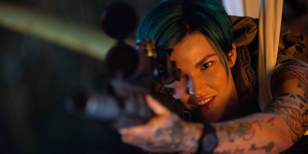 Xxx Reactivated Ruby Rose
