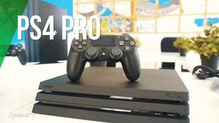 ¿Dónde comprar, más barata y al mejor precio, una consola PlayStation 4 Pro de Sony?
