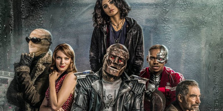 'Doom Patrol', un irreverente soplo de aire fresco que pone patas arriba DC Universe con toneladas de diversión