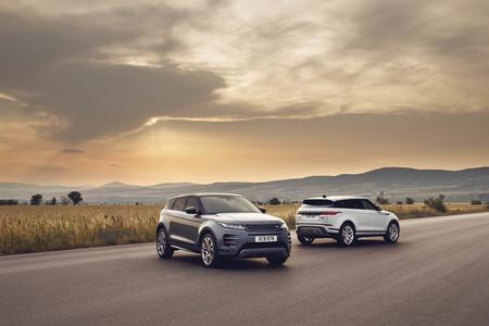 El Range Rover Evoque 2019 evoluciona para convertirse en un mini Velar microhíbrido