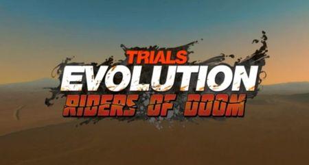 Épico tráiler de lanzamiento de 'Riders of Doom', el nuevo DLC de 'Trials Evolution' que nos prepara para el fin del mundo
