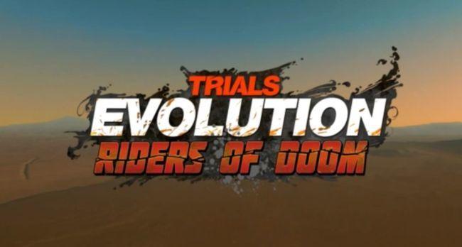 Trials Evolution - Riders of Doom