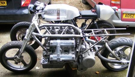 Crosbreed Maserati V6 1