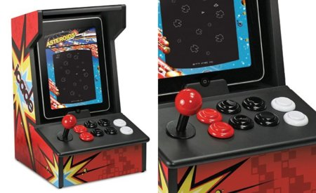 iCade, transformando el iPad en una máquina recreativa