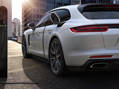 Más del 60 % de los Porsche Panamera vendidos son híbridos. Sí, el futuro es eléctrico