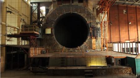 The Wind Tunnel Project, recuperando instalaciones antiguas para crear arte acústico