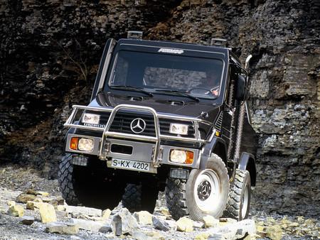 Mercedes Benz Unimog U 90 Funmog