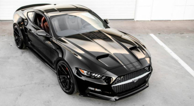 Galpin Auto Sports Rocket, un Mustang muy bruto