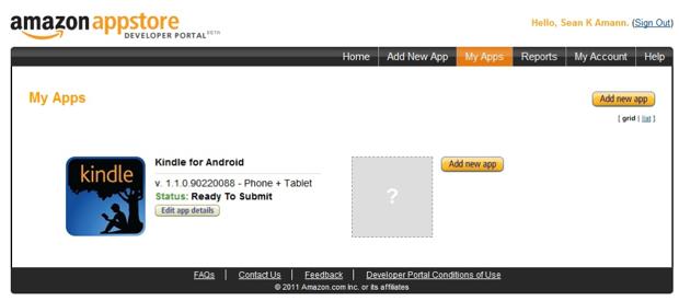 Amazon nos da muchos detalles sobre su tienda Android