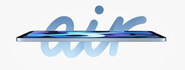iPad Air (2020): rediseño total para una tableta con el bestial Apple A14 Bionic y el nuevo sensor Touch ID