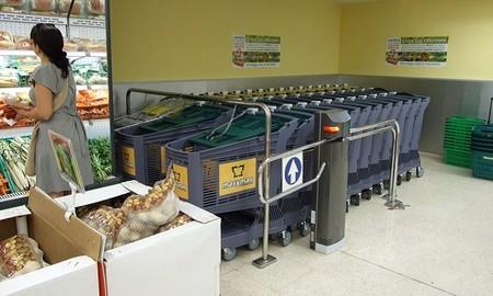 Los supermercados son los claros ganadores de un consumo en crisis