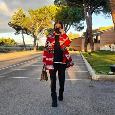 Paula Echevarría se ha rendido a & Me Unlimited la marca española que arrasa en Instagram