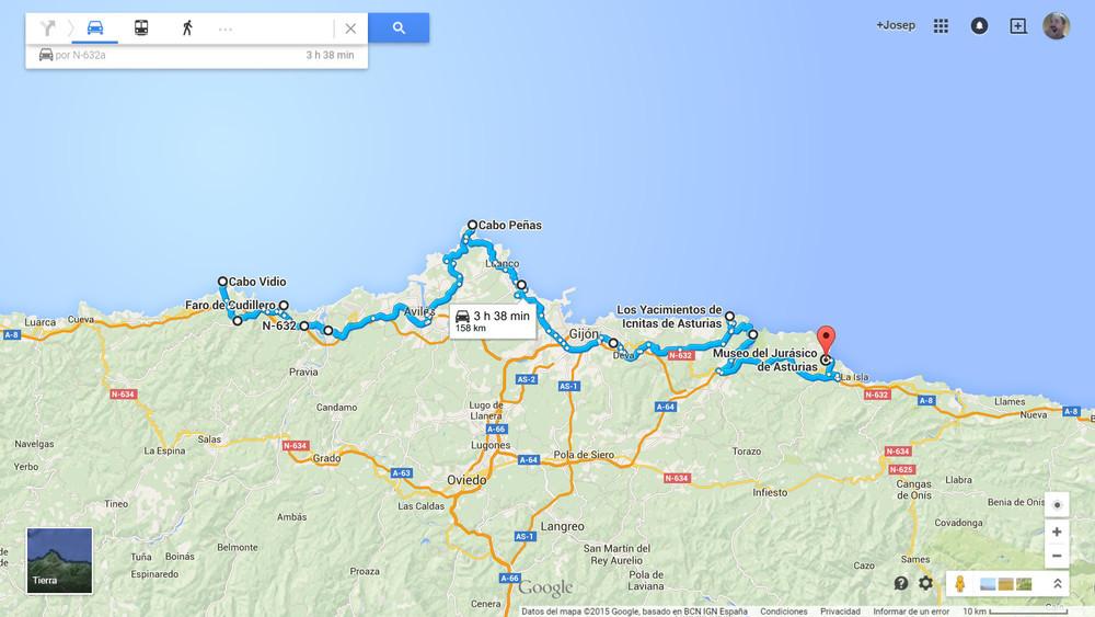 Asturias Carreteras