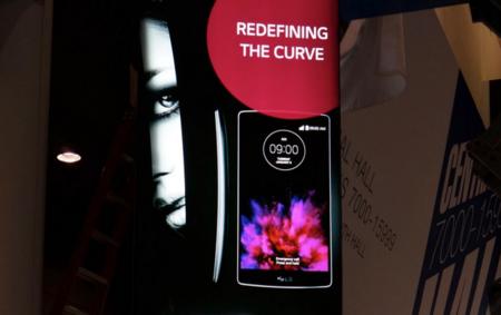 El LG G Flex 2 se asoma en un anuncio promocional antes de tiempo