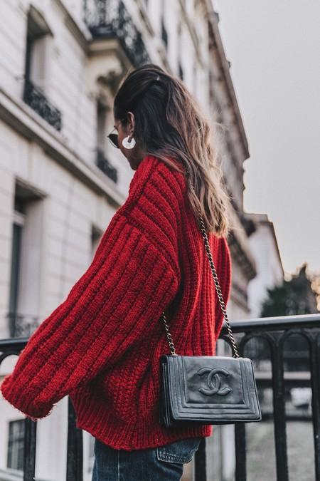 El día de Navidad es el día perfecto para vestir de rojo