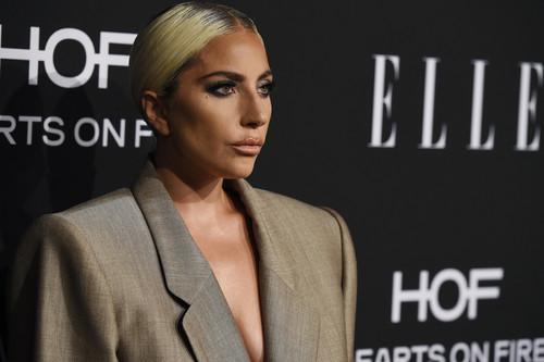 Lady Gaga, Keira Knightley, Sarah Paulson, Vanessa Hudgens y Sara Sampaio en la fiesta 25 Aniversario de la Revista Elle