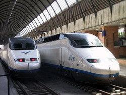 AVE Madrid-Toledo: lento y caro, pero en marcha