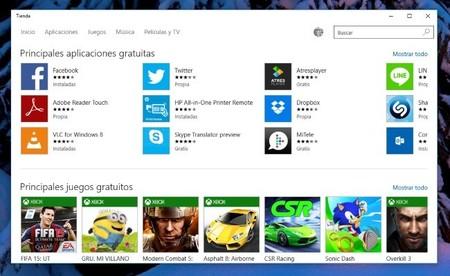 Microsoft le dice adiós a 100 mil aplicaciones de su tienda que incumplían sus requisitos
