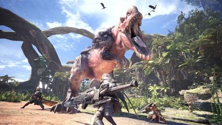 Un prototipo de Monster Hunter World nos muestra cómo era el juego hace unos años, con la presencia del Lagiacrus