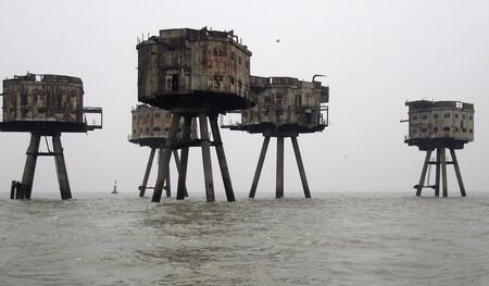 Las fortalezas Maunsell: unas estructuras militares de la II Guerra Mundial con una segunda vida como radio pirata y micronación