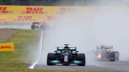 Hamilton Imola F1 2021