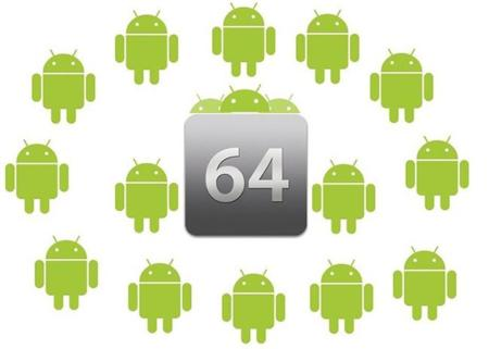 64 bits android